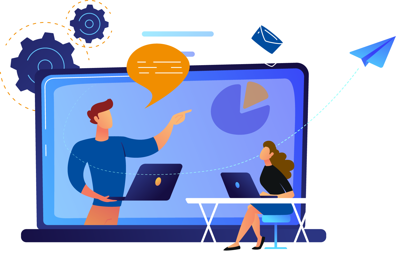 Web-Cast Home-Office Präsentation kostenlos epcan